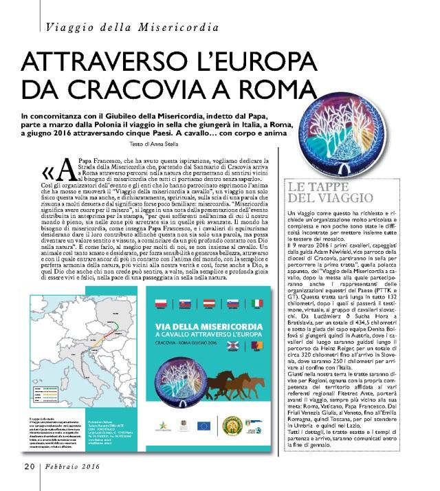Attraverso L'Europa Da Cracovia A Roma
